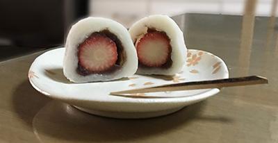 の 作り方 餅 大福 レンジで作る和菓子Part2【苺大福の作り方】